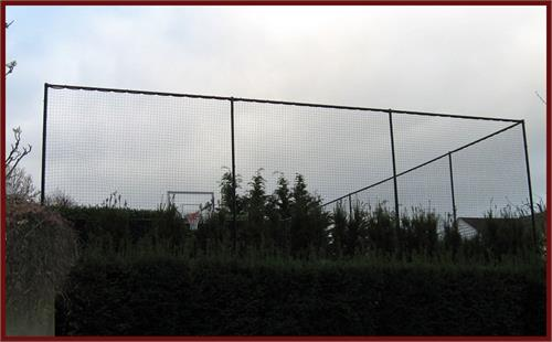 Court Sports Netting - Barrier Nets | HeartlandNets.com