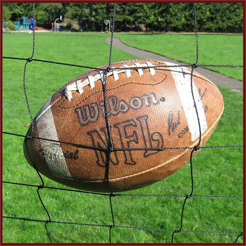 Football Sports Netting - Barrier Nets | HeartlandNets.com