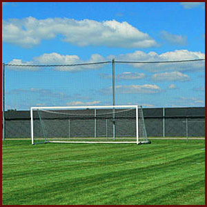 Soccer Barrier Netting - Sports Nets | HeartlandNets.com