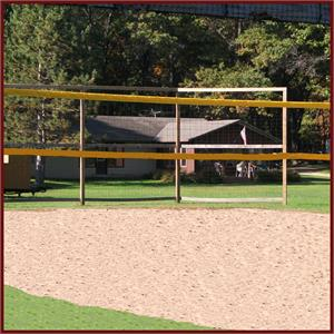 Volleyball Sports Netting - Barrier Nets | HeartlandNets.com