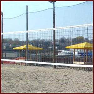 Volleyball Barrier Netting - Sports Nets | HeartlandNets.com